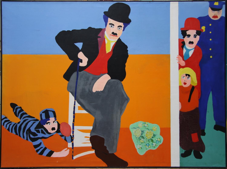 Jacob Zekveld-Charlie Chaplin-