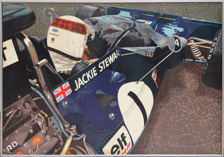 Ron Kleemann-Jackie Stewart-1972