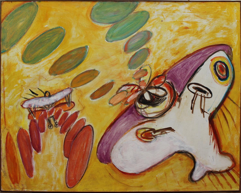 Hugh Weiss-Very aggressive-1965