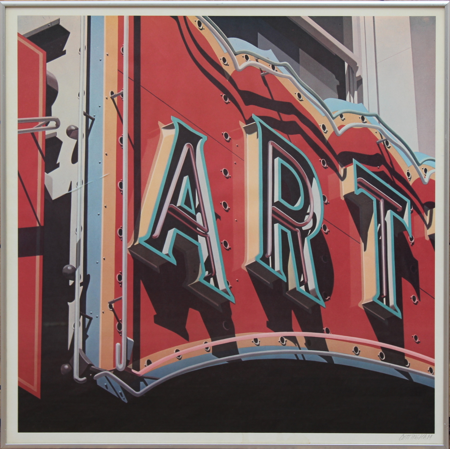 Robert Cottingham-Art-