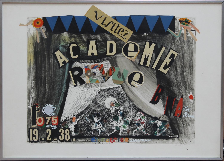 Paul Citroen-Visit the Academy Revue-