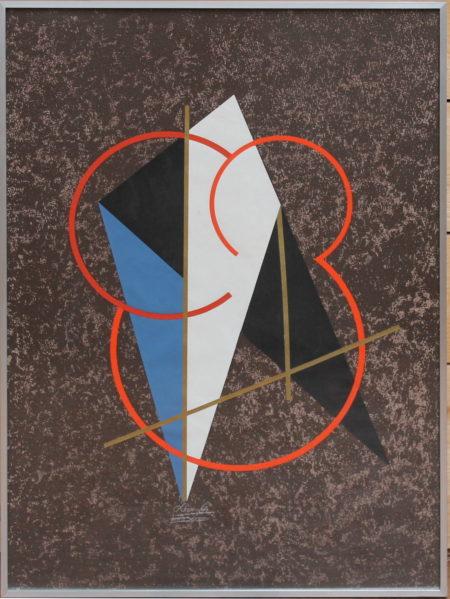 Cesar Domela-Untitled-1982