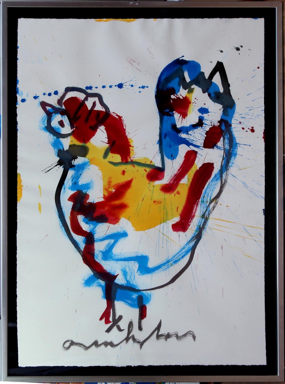 Anton Heyboer-Chicken-1980
