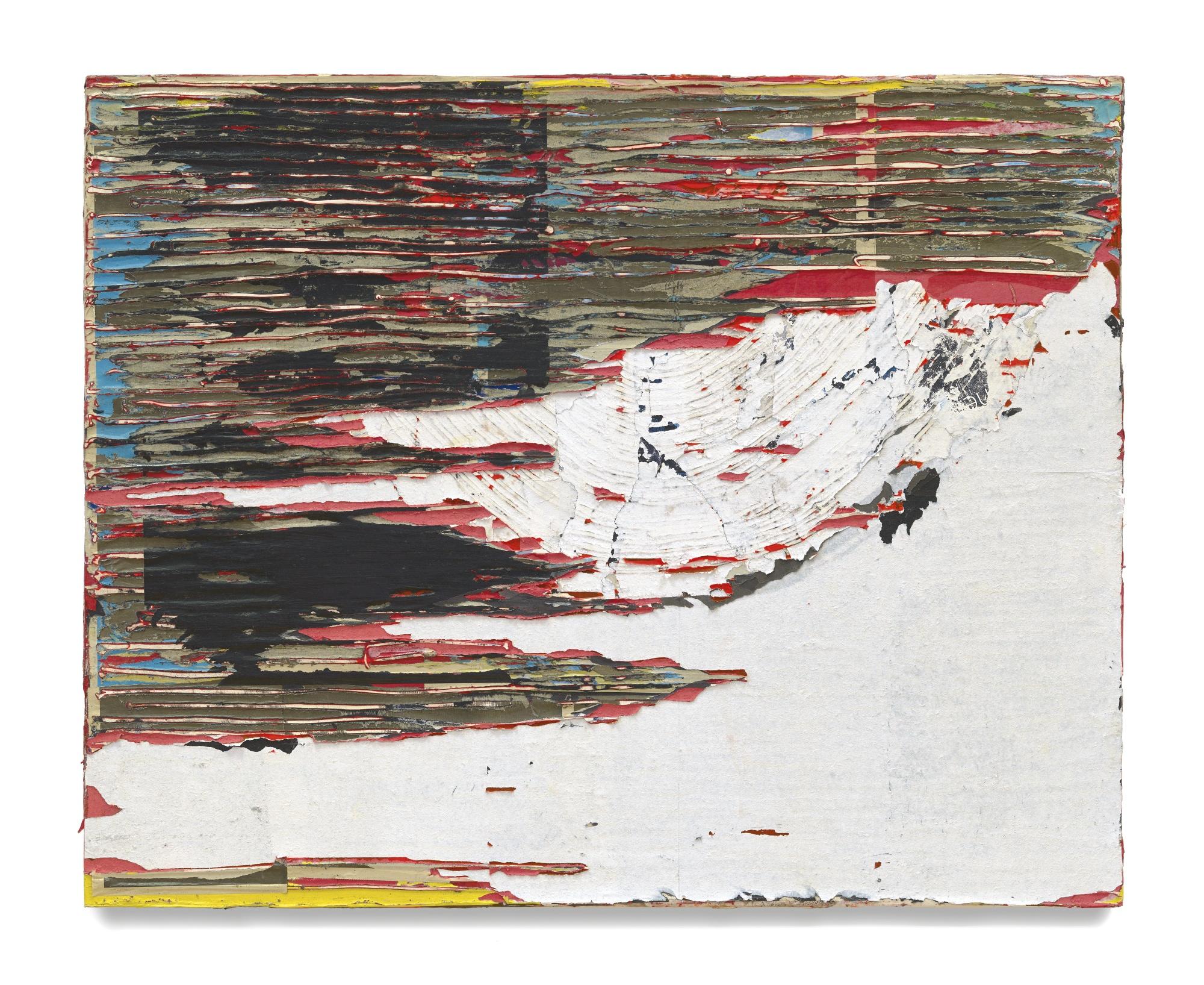 Mark Bradford-Value 60-2010