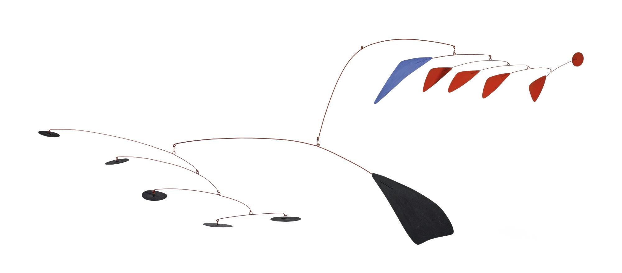 Alexander Calder-Untitled-1955