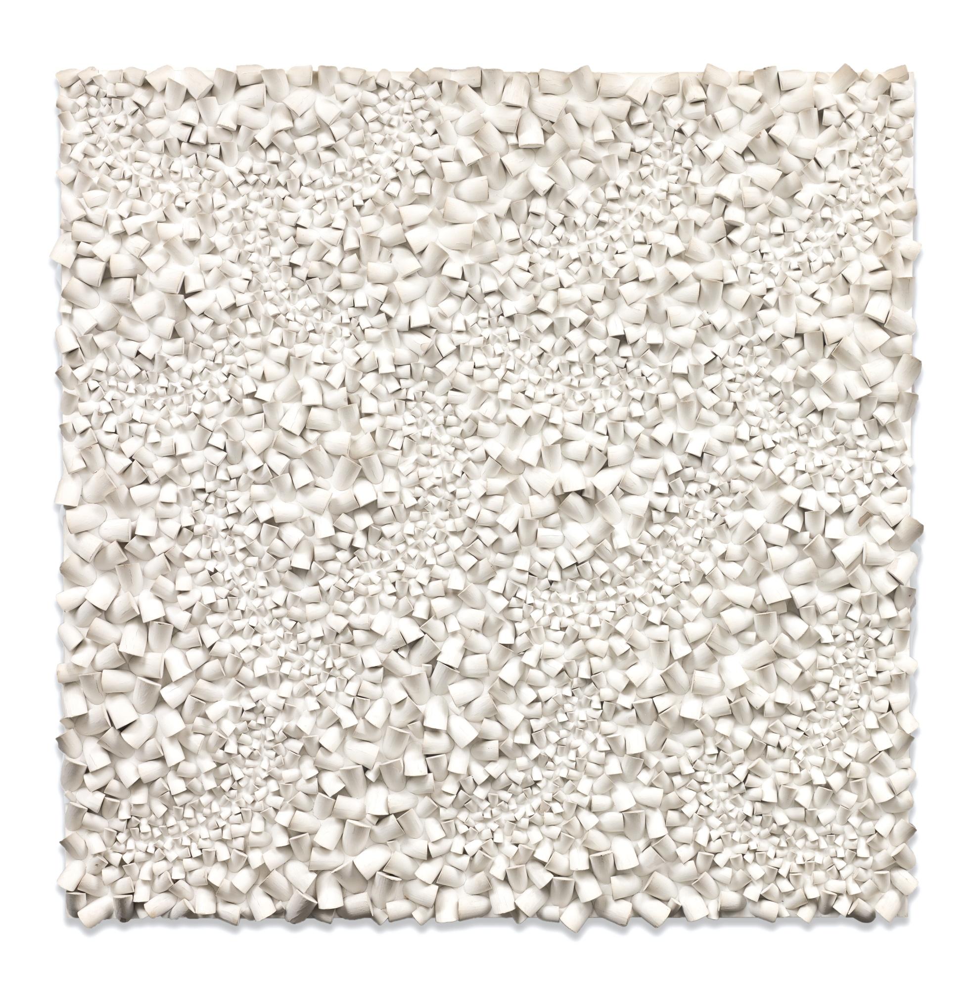 Sergio Camargo-Untitled (Relief No. 195)-1968