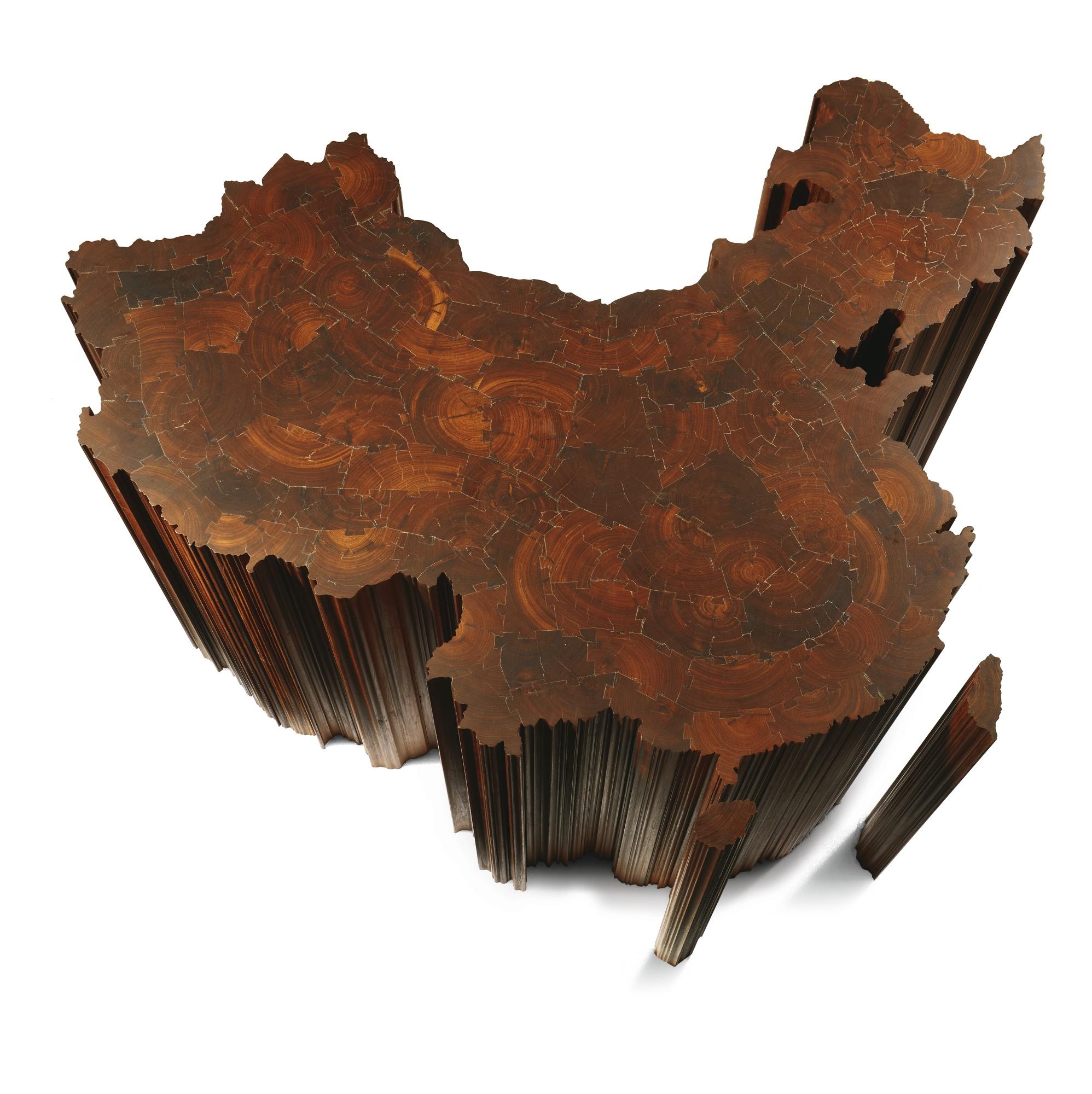 Ai Weiwei-Map Of China-2006