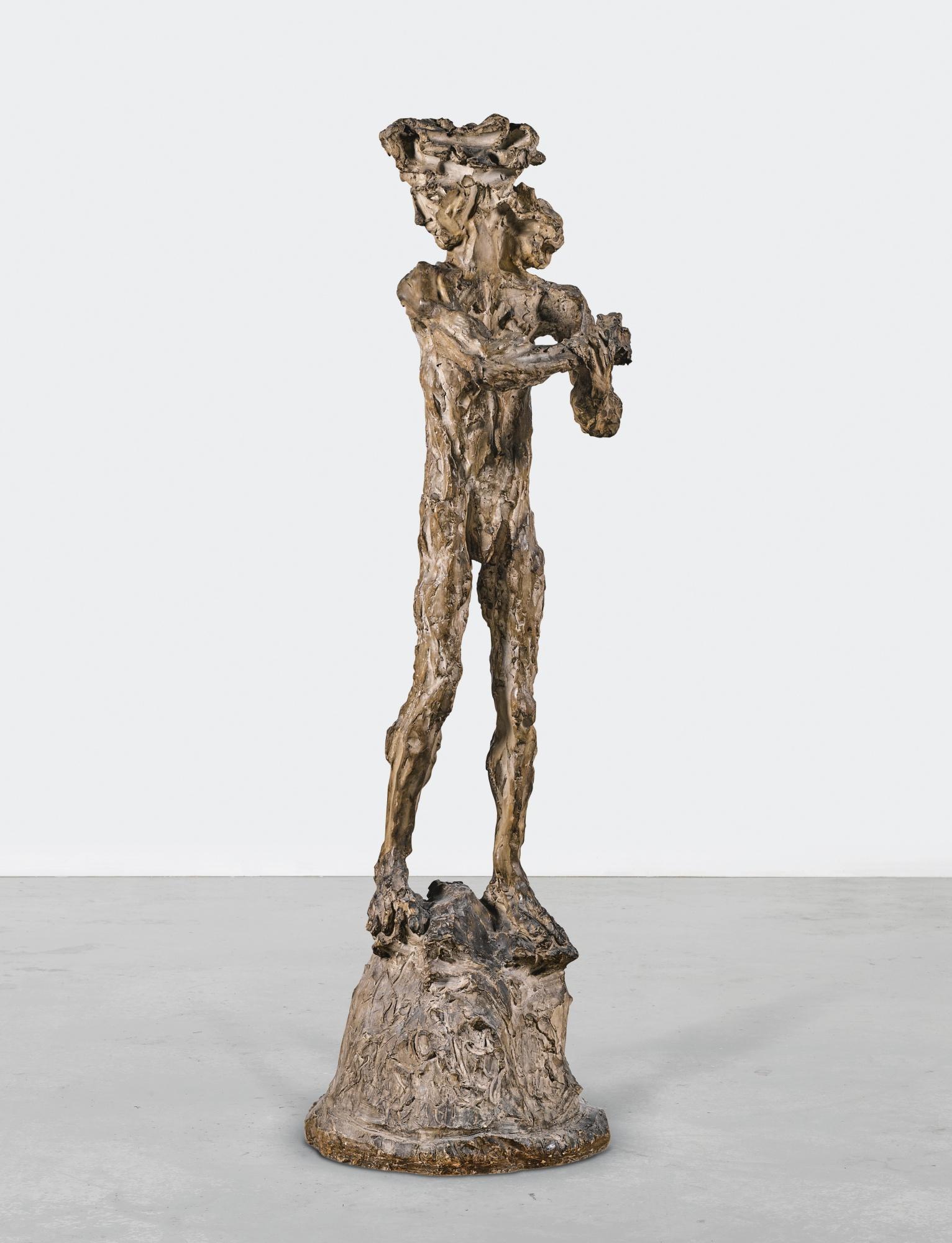 Lucio Fontana-Aquiles (David)-1946