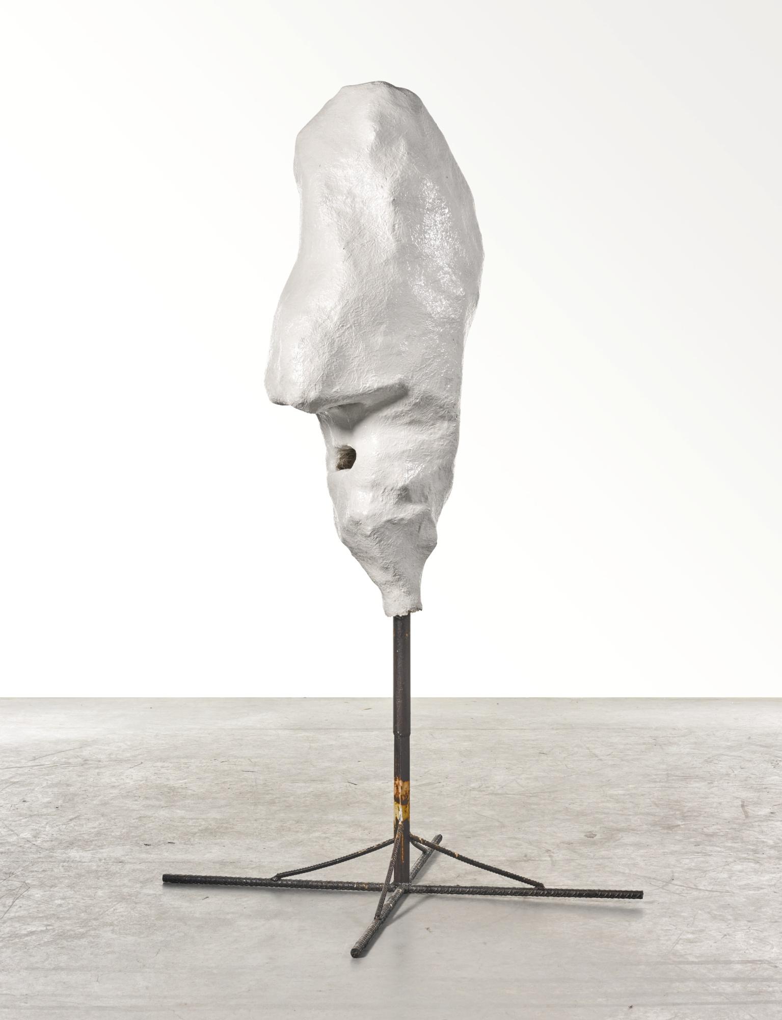 Franz West-Lemurenkopf (Model For Knokke)-2002