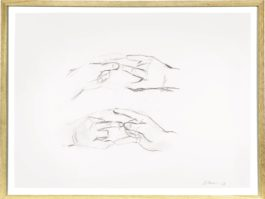 Bruce Nauman-Untitled (Hands)-1993