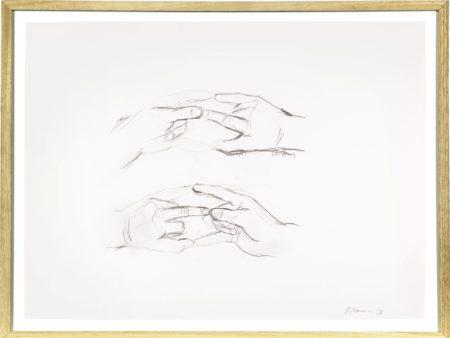 Bruce Nauman-Untitled (Hands)-1993