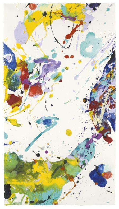 Sam Francis-Untitled-1987
