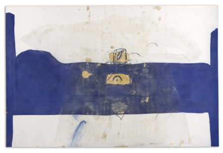 Antoni Tapies-Cama Azul (Lit Bleu)-1968