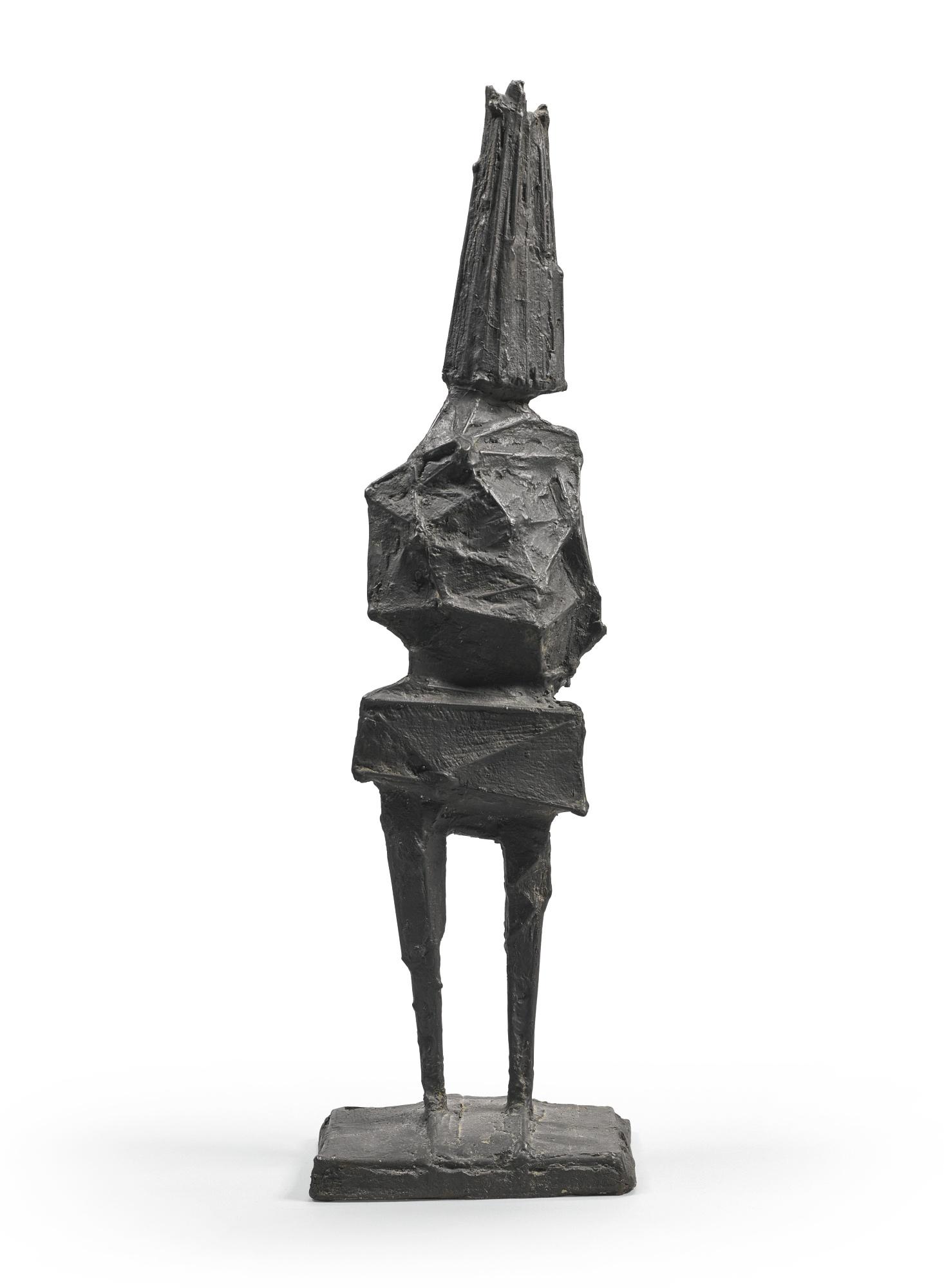 Lynn Chadwick-Paper Hat-1968