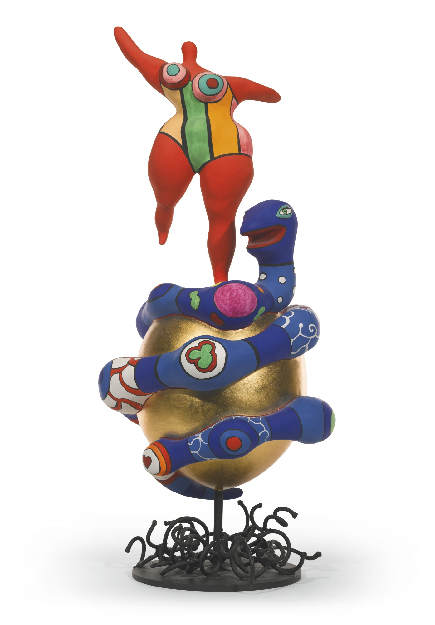 Niki de Saint Phalle-Le Monde-1993
