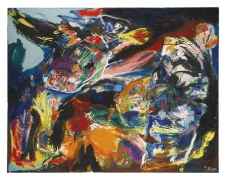 Asger Jorn-Une Mime De Rien (Ou Presque)-1967