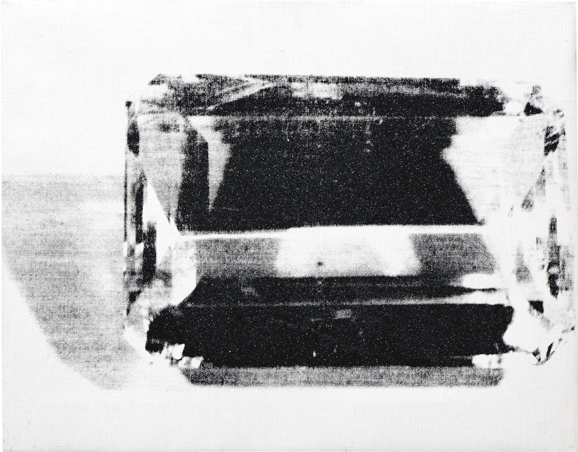 Andy Warhol-Diamond Dust Gem-1979
