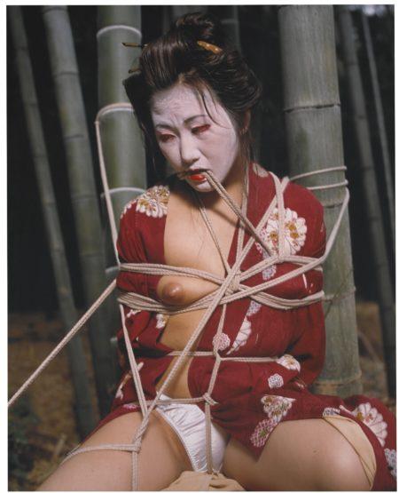 Andres Serrano-A History Of Sex (Bondage In Kyoto)-1996