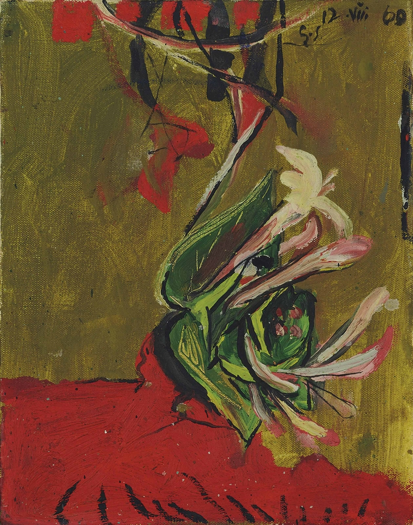 Graham Sutherland-Honeysuckle-1960