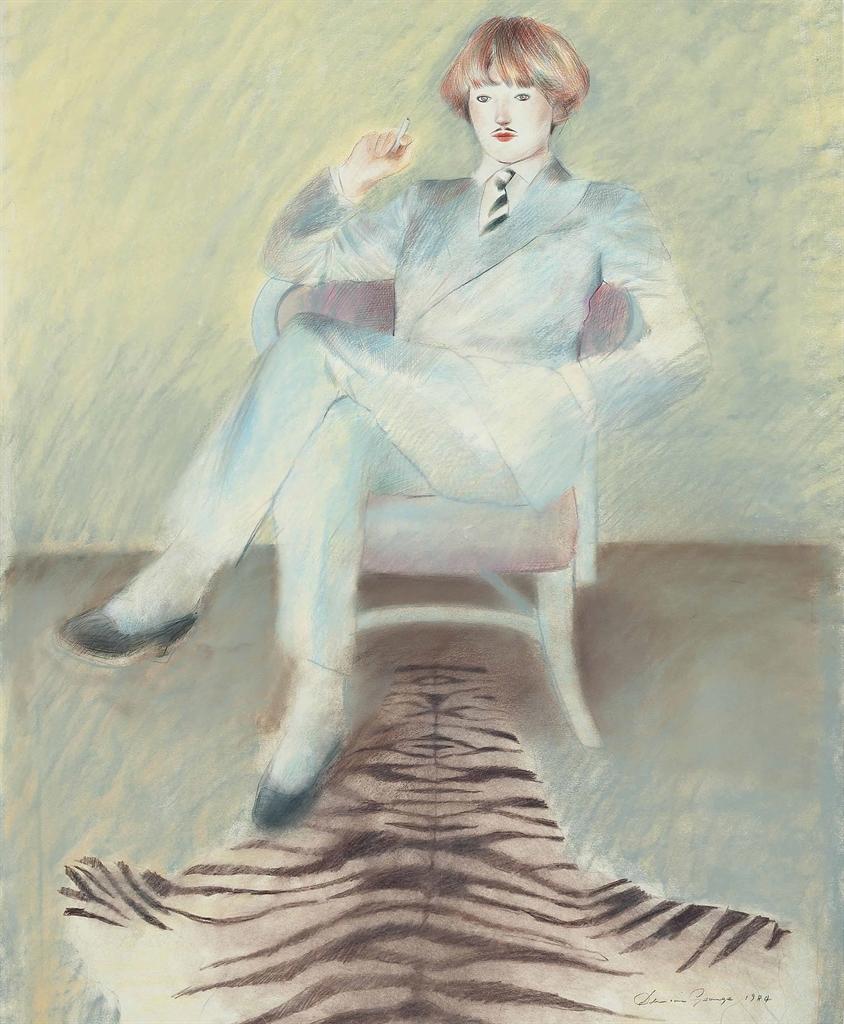 Adrian George-Marinka-1984