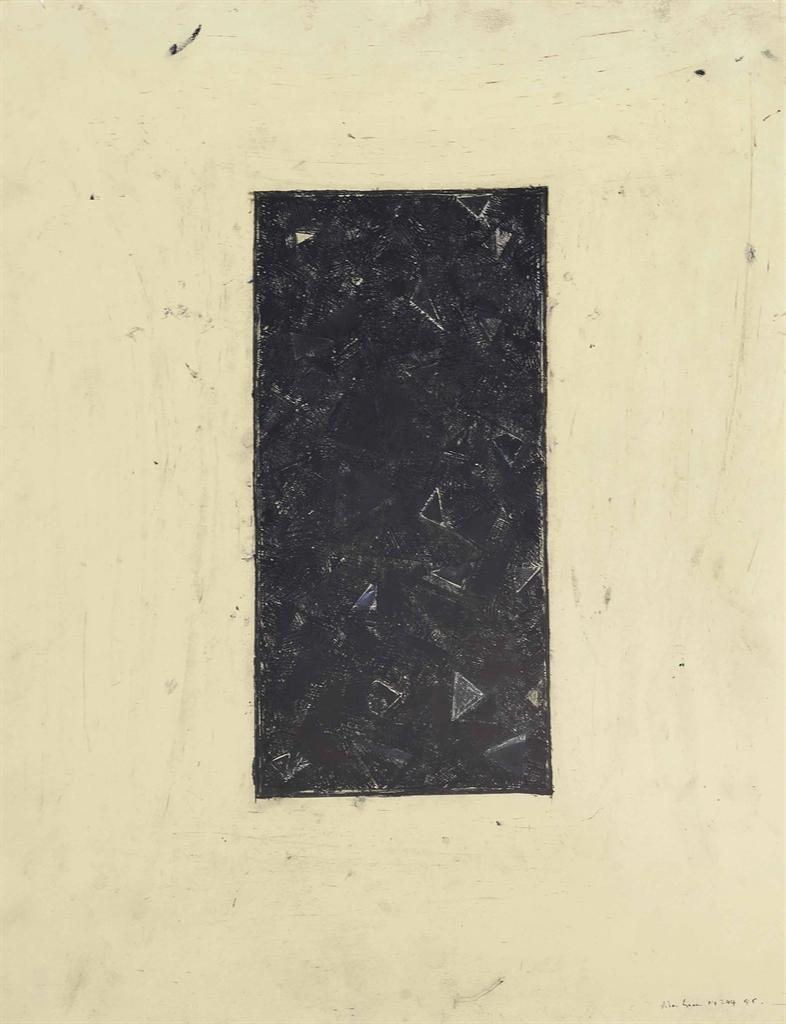 Alan Green-Drawing No. 244-1985