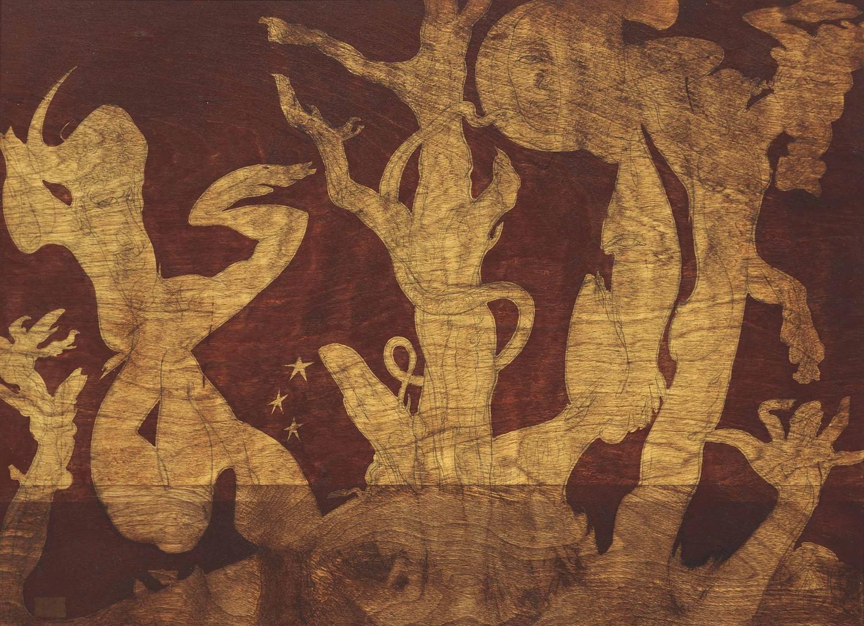 Austin Osman Spare-Anatomy of Ecstasy (Arboreal Metaphor)-