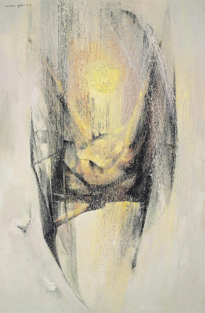 Michael Ayrton-Icarus Sunstruck-1960