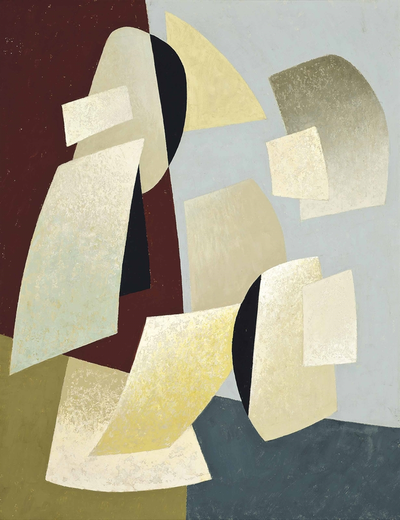 John Cecil Stephenson-The Fugue-1953