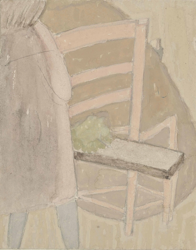 Gwen John-Souvenir du Dimanche des Rameaux-1932