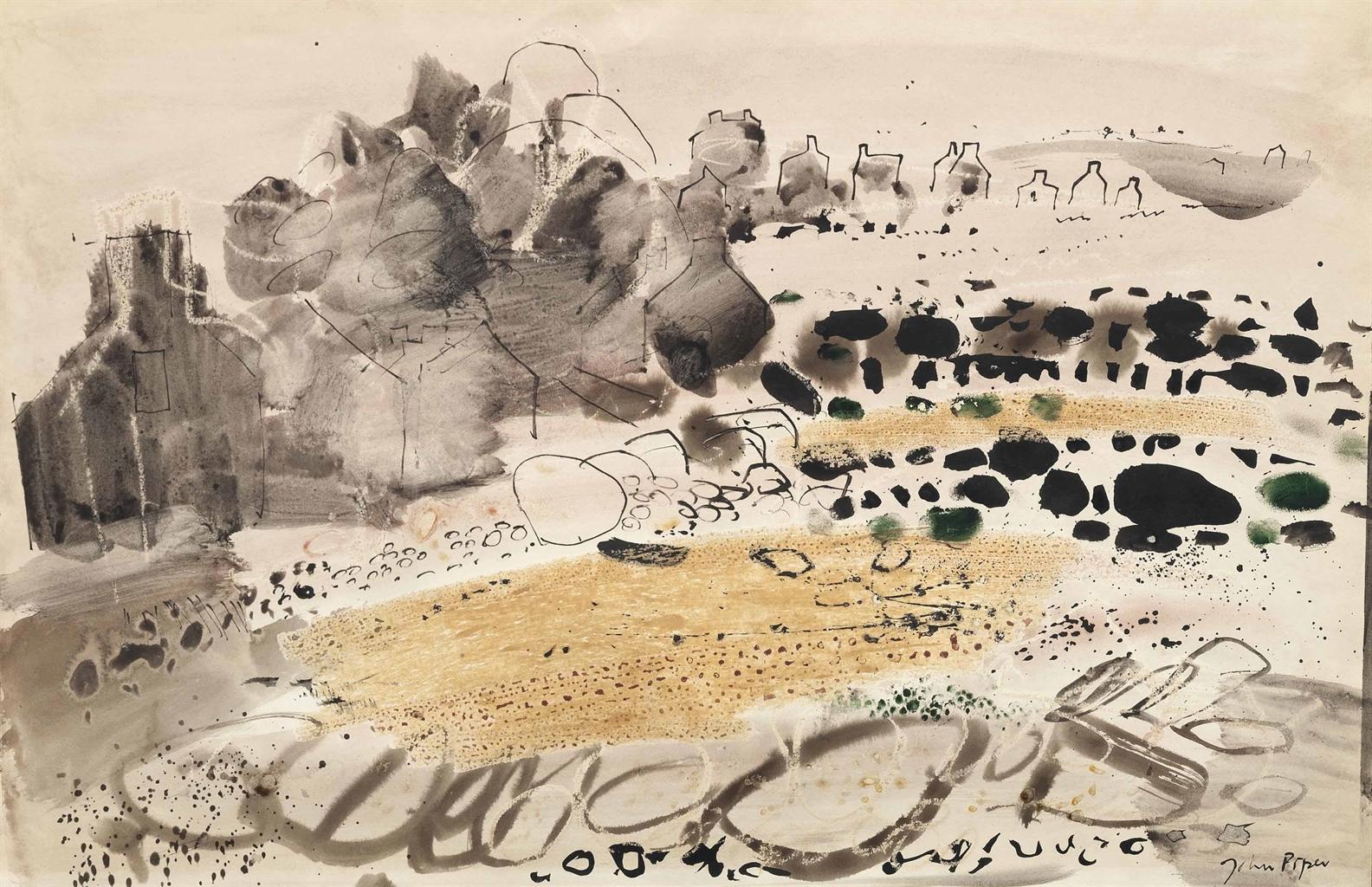 John Piper-Lilia-1965