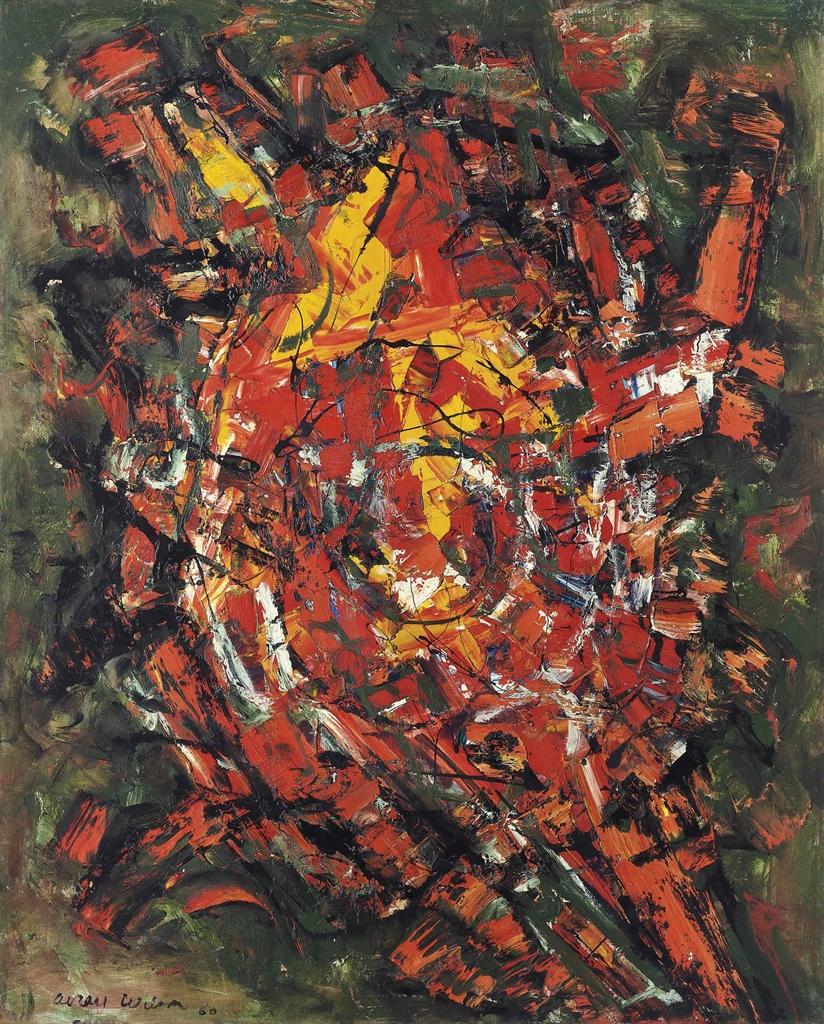 Frank Avray Wilson-Untitled-1960