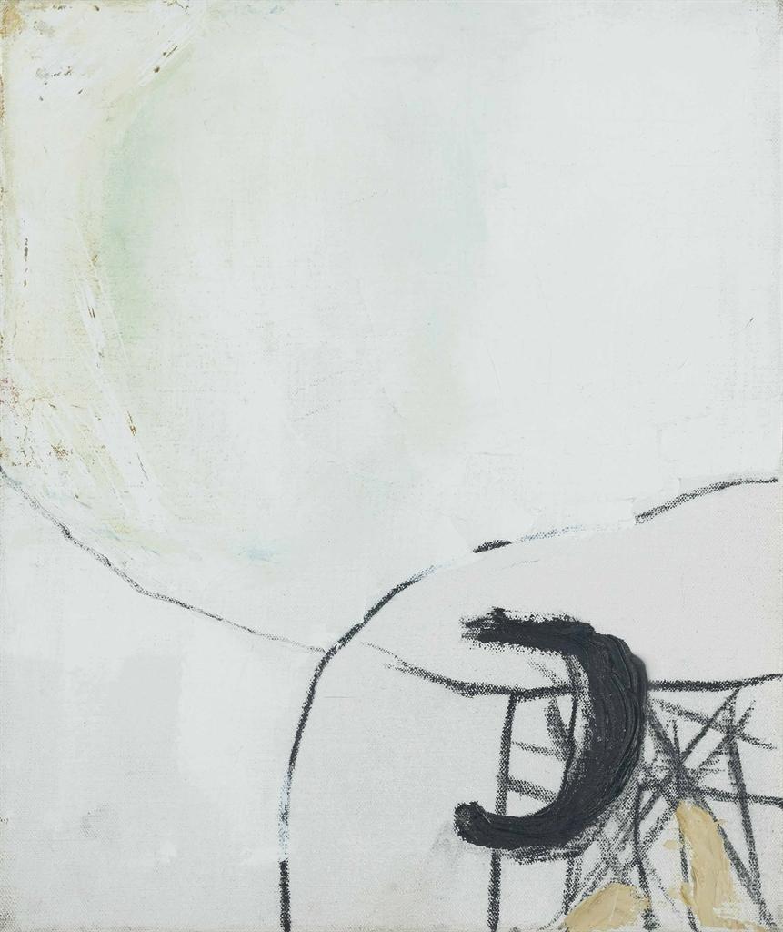 Roger Hilton-Abstract (B) 1963-1963
