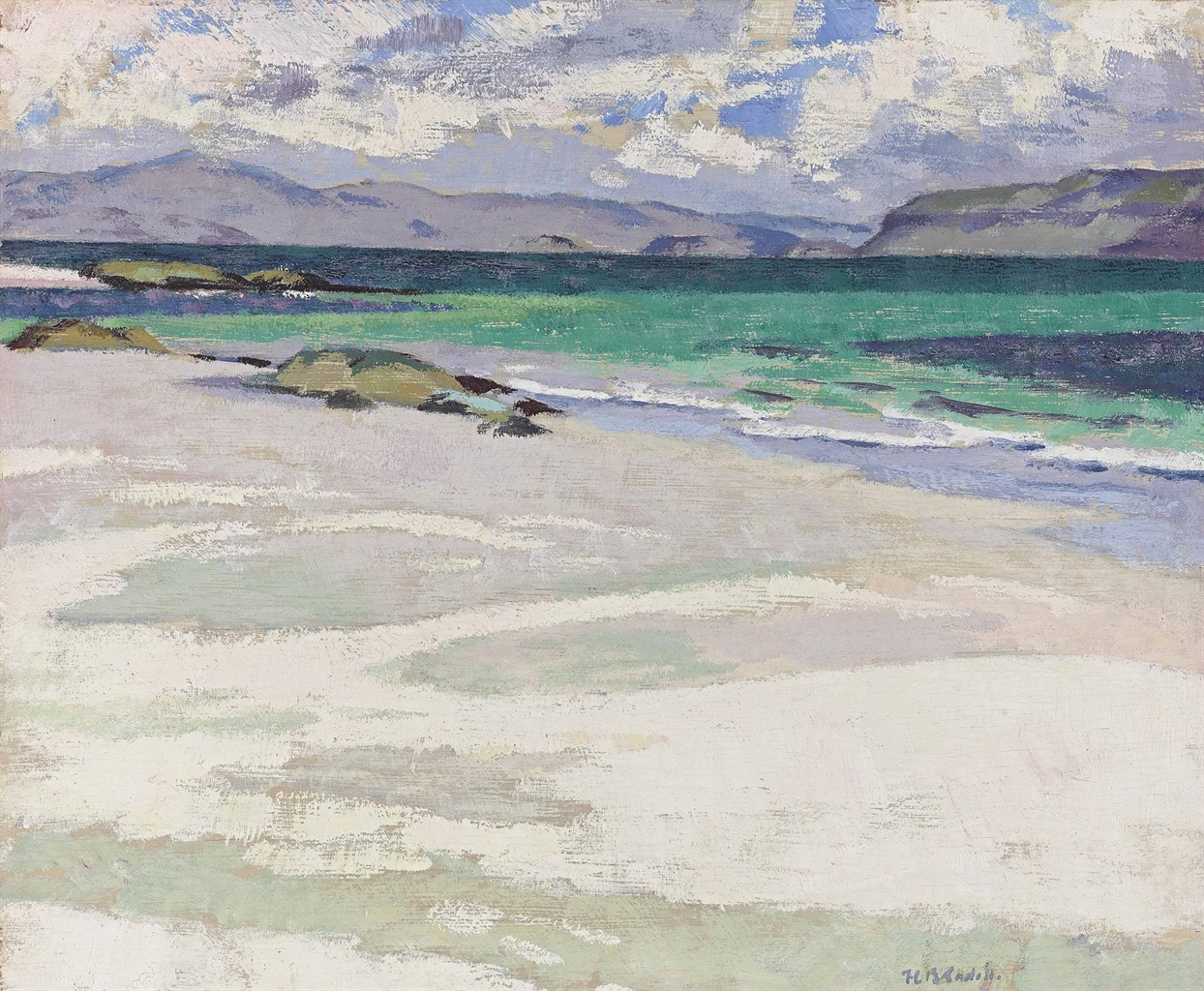 Francis Campbell Boileau Cadell-Iona-
