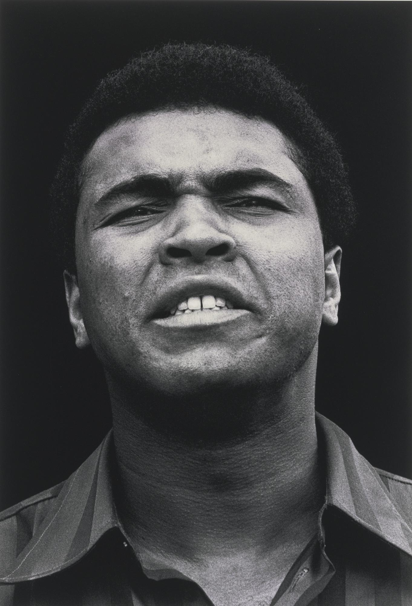 Brian Hamill-Muhammad Ali Miami Beach Florida-1971