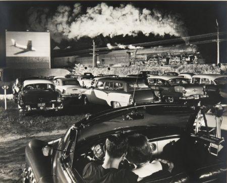 O. Winston Link-Hot Shot Eastbound Iaeger West Virginia-1957