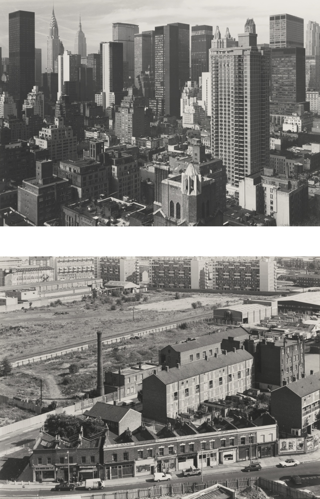 Thomas Struth-Selected Cityscapes (New York AndLondon)-1978