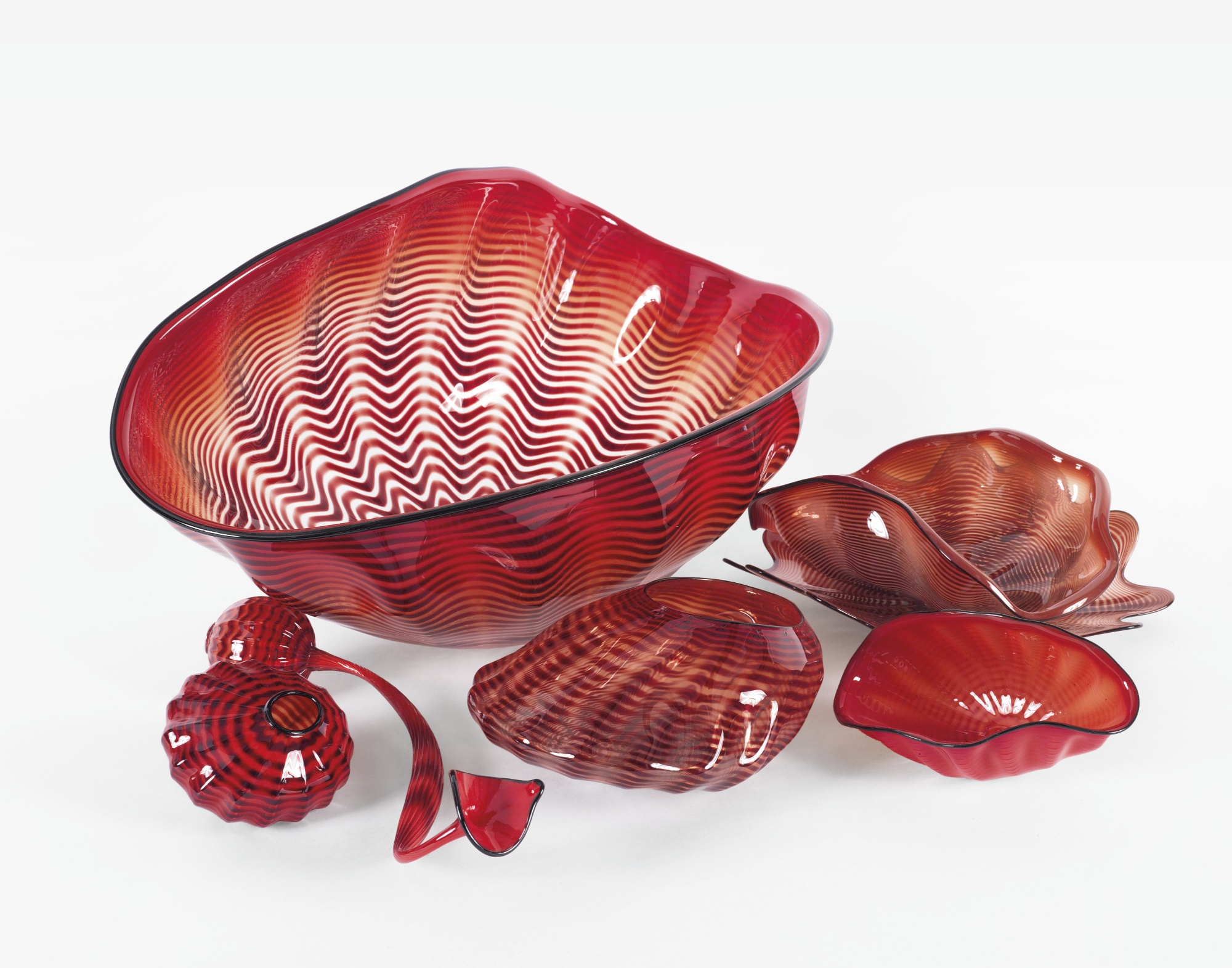 Dale Chihuly-Seaform-1993