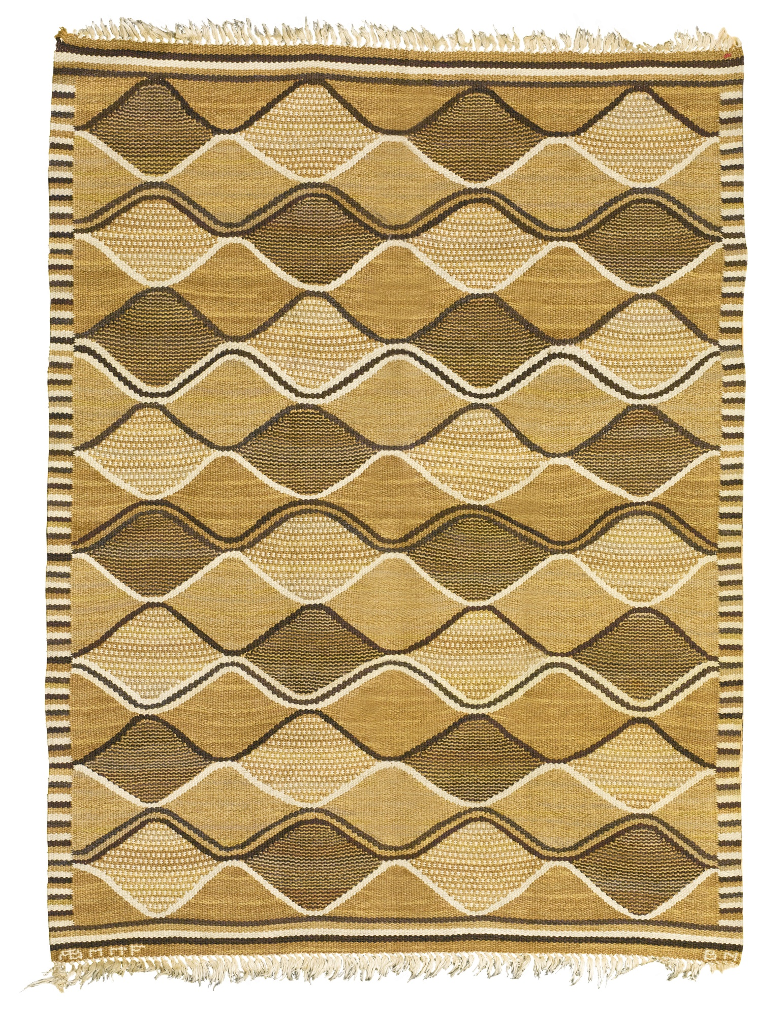 Barbro Nilsson-Spattan Carpet-1943