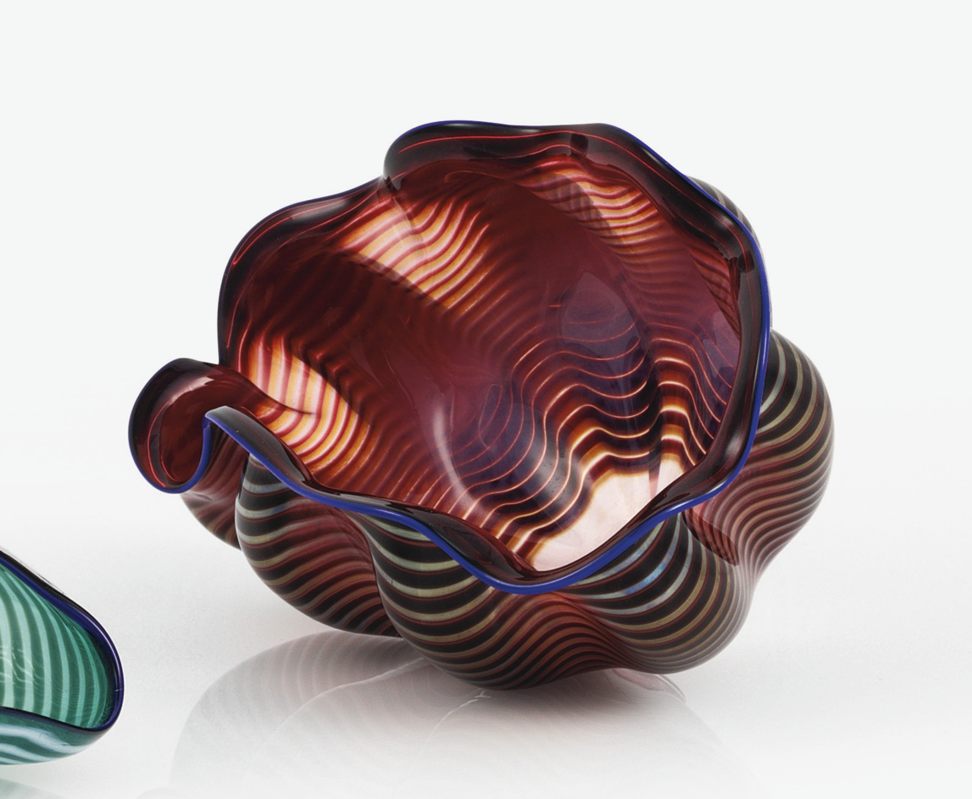 Dale Chihuly-Seaform-1991