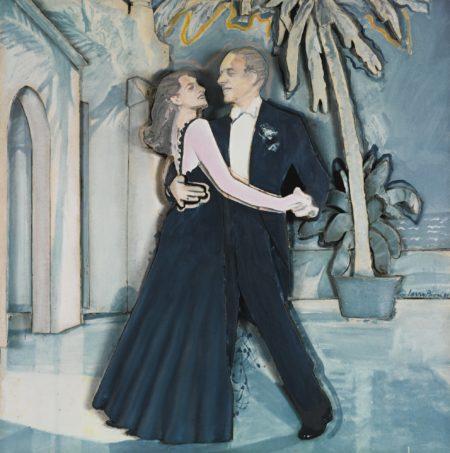 Larry Rivers-Make Believe Ballroom-1989