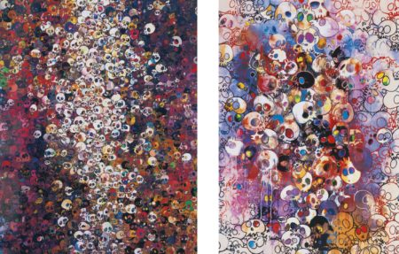 Takashi Murakami-IVe Left My Love Far Behind....And I Know Not. I Know.: 2 Prints-2010