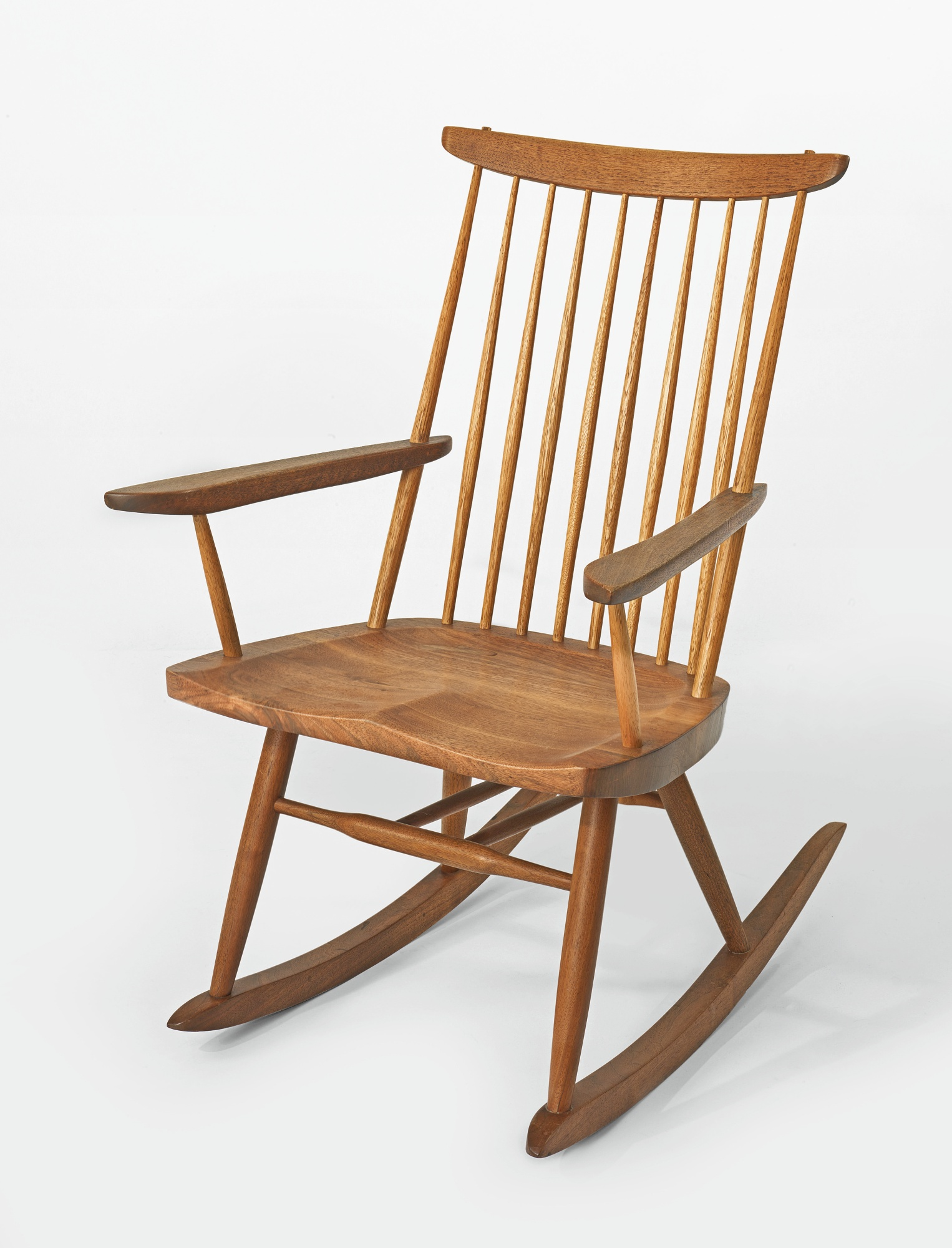 George Nakashima - New Rocking Chair-1980