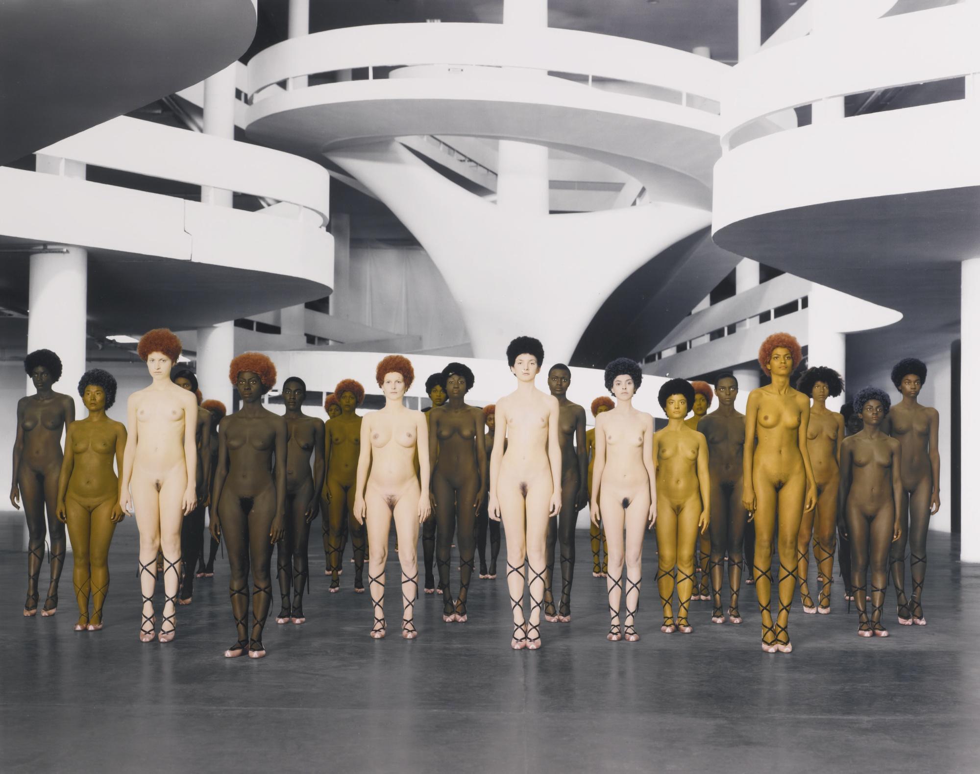 Vanessa Beecroft-Vb50 Bienal De Sao Paulo-2002