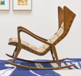 Cassina - Rocking Chair-1955