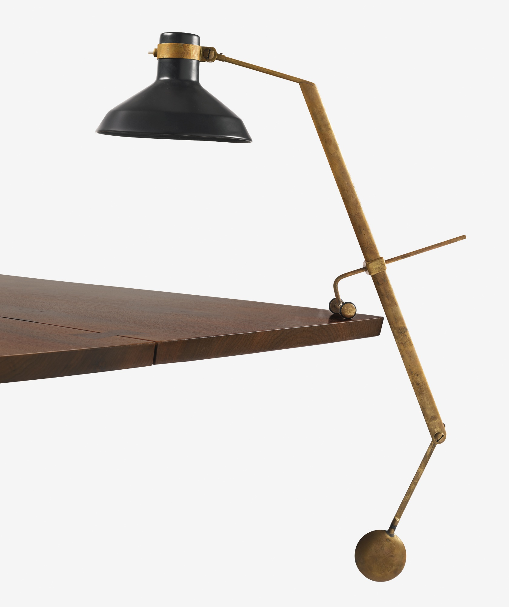 Roberto Menghi - Libra Lux Counterbalance Table Lamp-1950