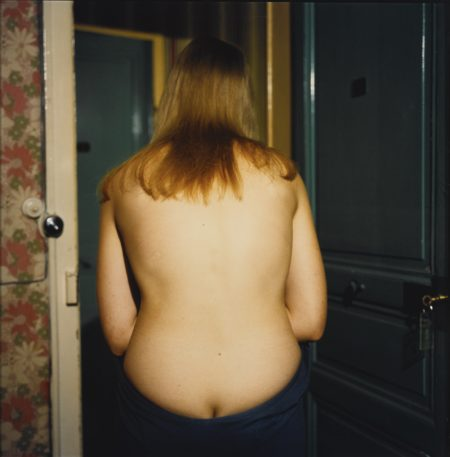 Bettina Rheims-17 Juillet Paris' (From Chambre Close)-1991