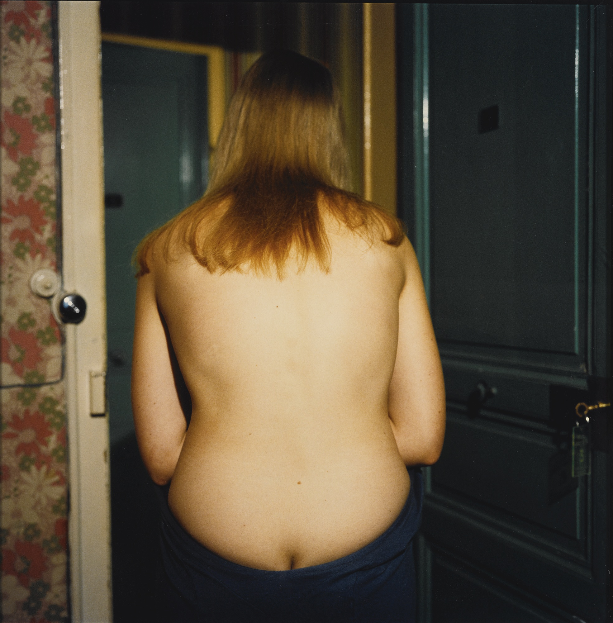 Bettina Rheims-17 Juillet Paris'(From Chambre Close)-1991