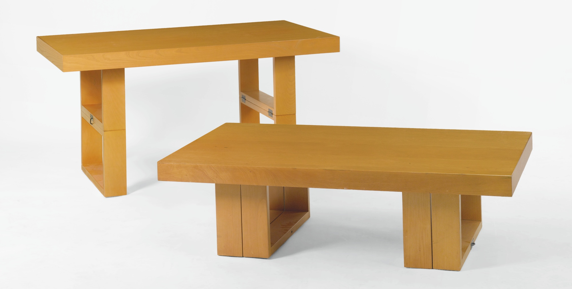 Hendrik Van Keppel and Taylor Green - Camel Table-1950