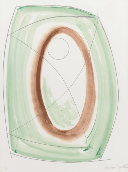 Barbara Hepworth-November Green-1970