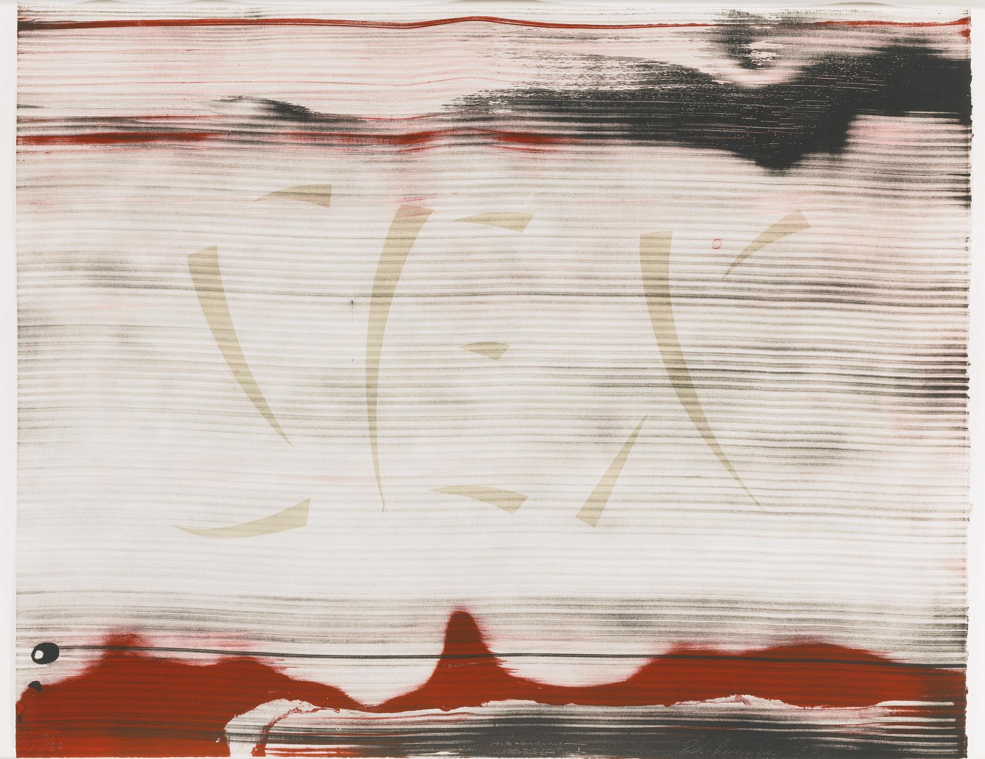 Ed Ruscha-Sex (W.A.C. 205)-1991